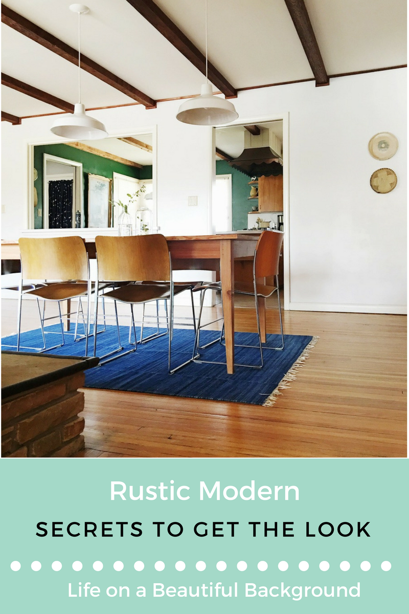 Rustic modern home design ideas dining room.png