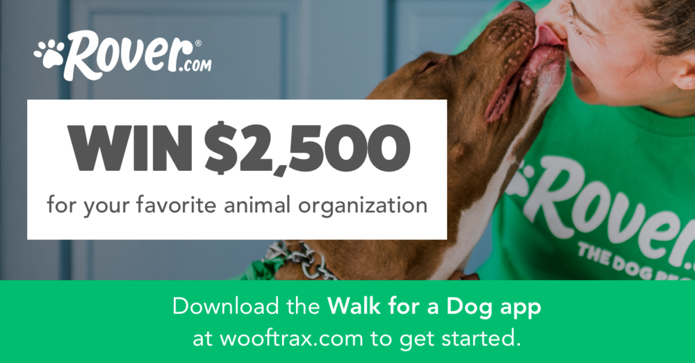 Share this image on  Facebook  and link to WoofTrax.com.