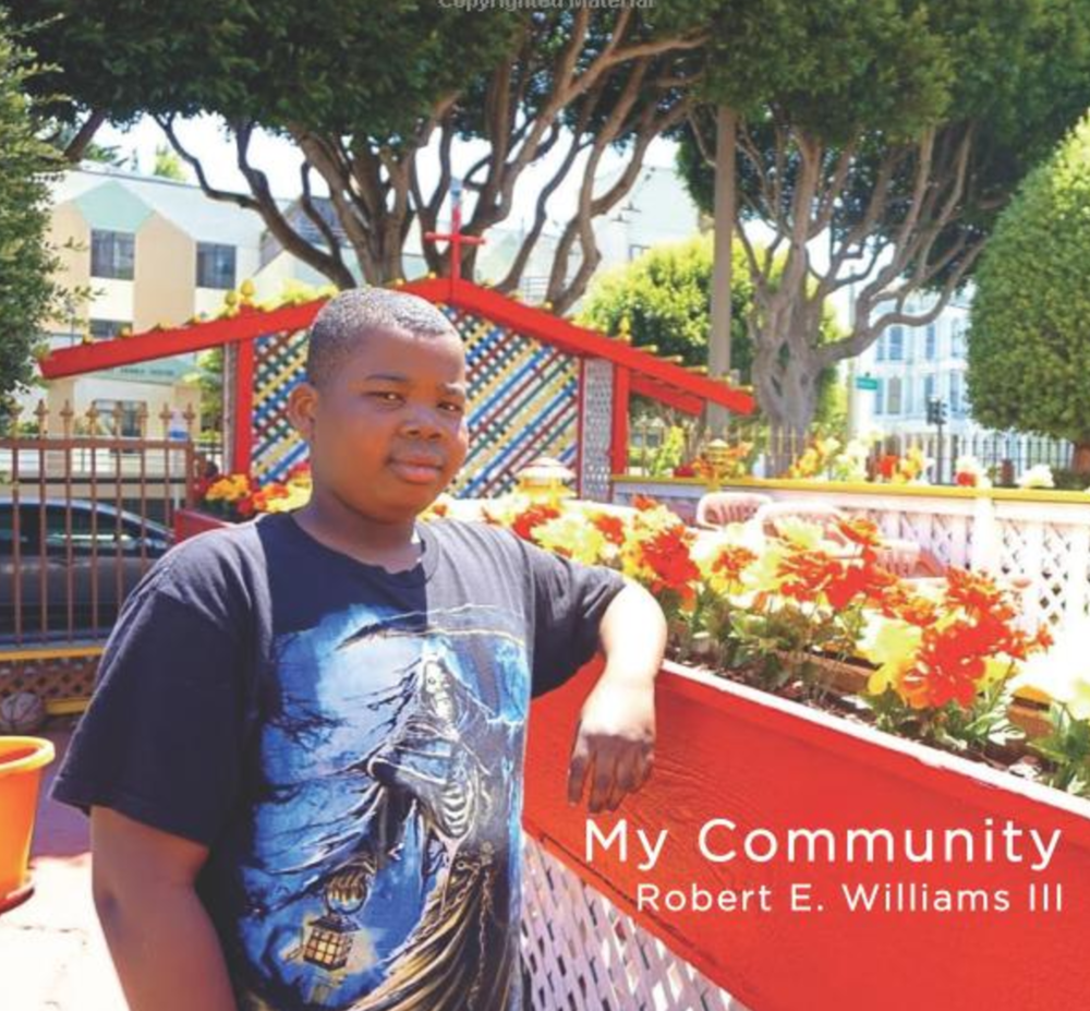 My Community Join Robert E. Williams III on a reading adventure as he explores his community. Come along and learn about all the places you can go! Buy this book.
