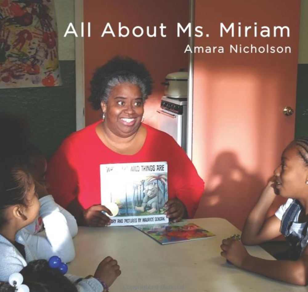 All About Ms. Miriam Amara Nicholson introduces the beginning reader to Ms. Miriam, the director of Prince Hall Learning Center in San Francisco. Buy this book.