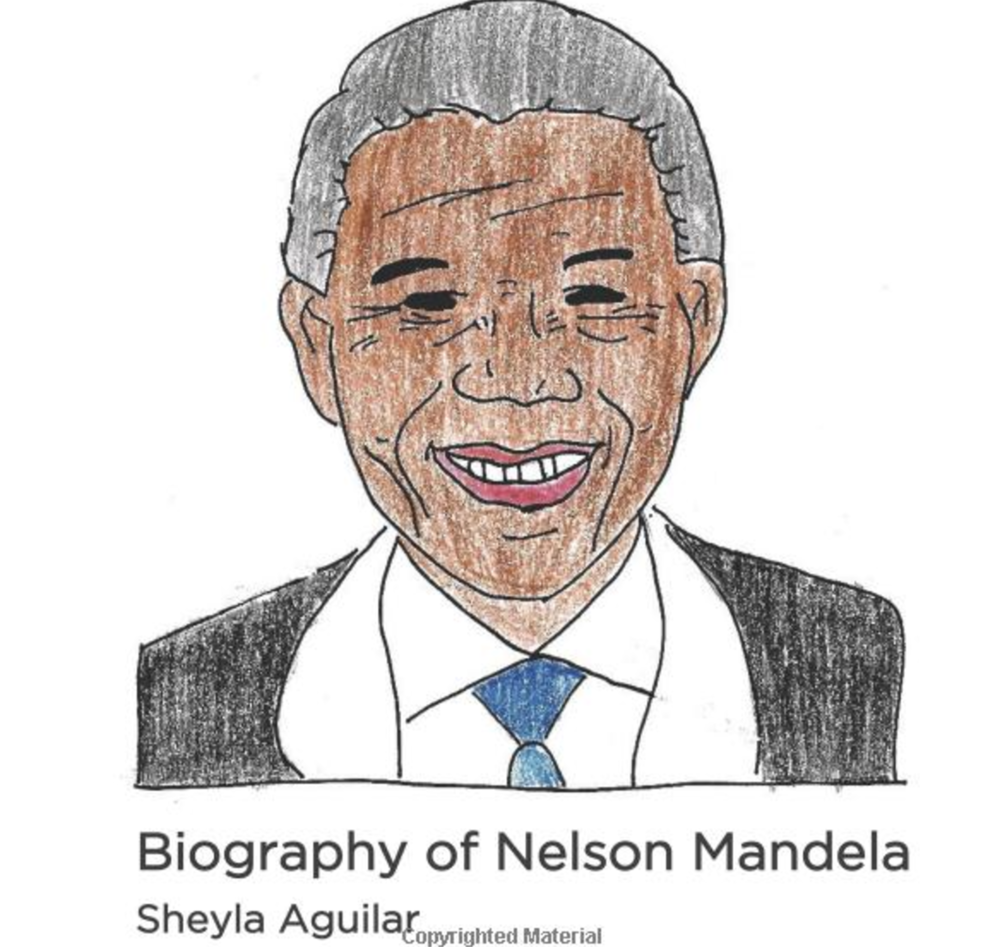 Nelson Rolihlahla Mandela was a great man. He spent his whole life working for fairness in South Africa. Mandela has inspired people to be peaceful.   Buy this book.