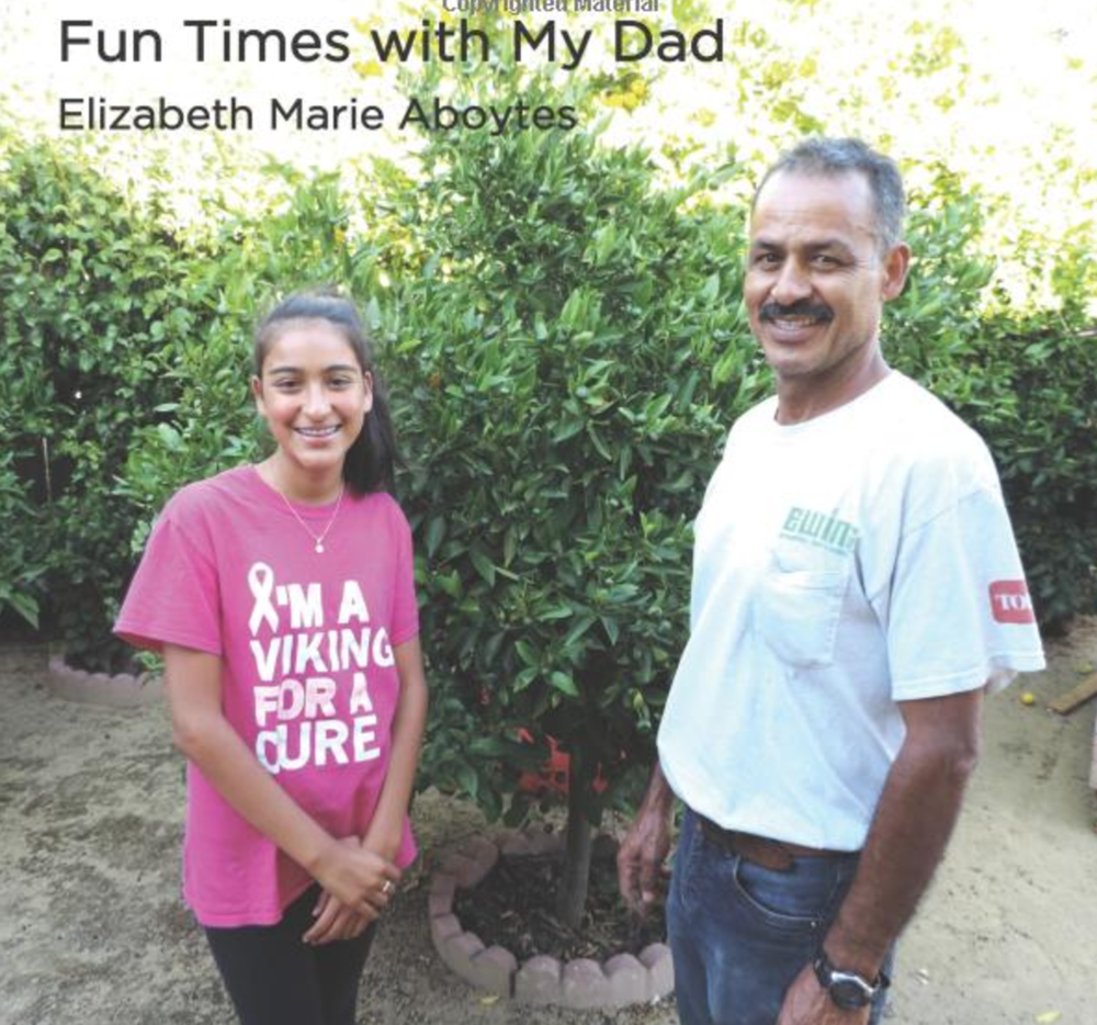 Fun Times with My Dad   This book is about how I spend time with my dad. These fun times together create cherished memories and deepen our relationship.   Buy this book.