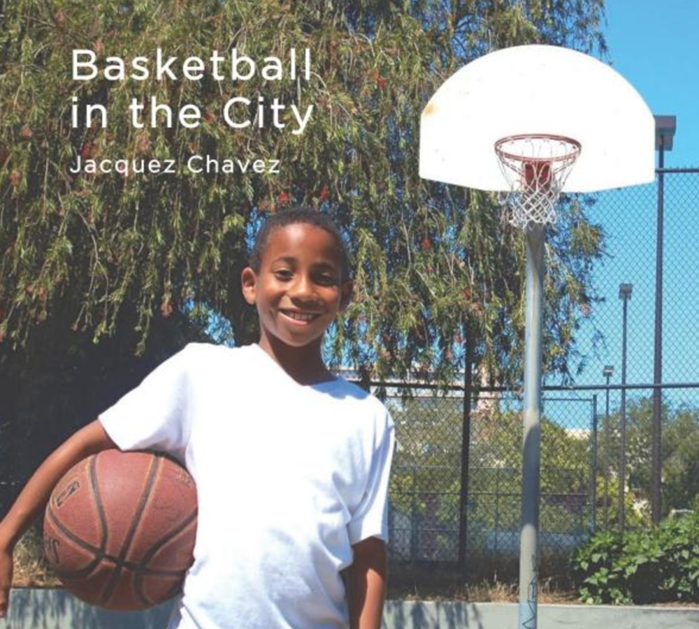 Basketball in the City Jacquez Chavez loves to play Basketball in the City. Learn where he plays, what his favorite moves are, and why he loves the game. Buy this book.