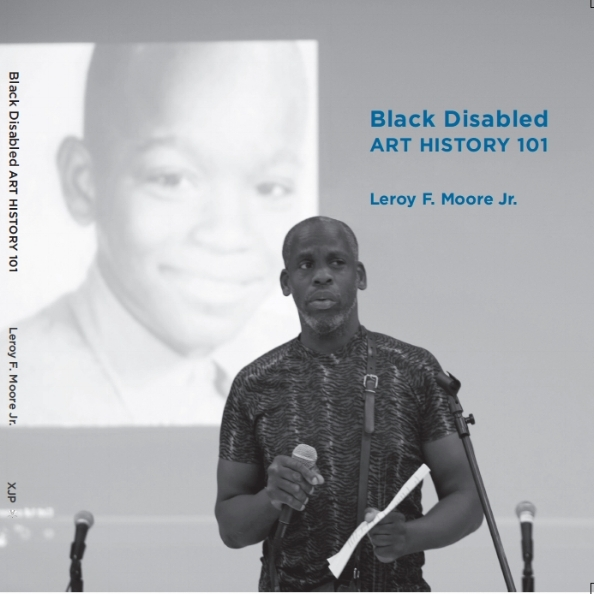 """This is an important book. It presents a prized contribution to the intersectional invisibility of blackness, disability and queerness in the history of the arts. Its powerful personal  representation and historic narratives are compelling and invaluable.""   —Charlotte McClain-Nhlapo,   Global Disability Advisor, World Bank     ""This book is exactly what's needed in the minds of our children today. I am excited about this book because it supports disability identity, blackness, and art culture. It is valuable information to understand where we come from as people especially highlighting disability culture.It's a book that's long overdue.""   —Candace Coleman,   Youth Community Development Organizer, Access Living      ""Leroy F. Moore Jr.'s stylish primer, Black Disabled ART HISTORY 101 is a celebration of art and activism by Black and Brown disabled artists that every kid in America ought to read. Moore tells us that his book is for kids to learn about ""people like me,"" but kids and grown-ups alike will learn from this book not only about what it's like to be Black and disabled, but what it is like to be fully human and to flourish through making art. Moore recovers a vibrant tradition, long obscured by racism and ableism, of ""creativity…deeply intertwined with disability"" of visual art, music, dance, performance, and poetry by Black disabled artists.""  —Rosemarie Garland Thomson, Professor, Emory University      ""Black Disabled ART HISTORY 101 is a wonderfully illuminating and thought provoking read. Leroy Moore's affirming and inviting voice welcomes the reader into an exploration of a history known to too few. Though written for disabled youth, this text is worthy of a wider audience, as it offers an unapologetic look at disabled Black artists from an asset based stand point. Moore's encouragement to give voice to his poetry serves as the connective tissue between the chapters and vignettes, and provides an additional somatic experience that transports the reader to another level.""    — Milton Reynolds, Bay Area Educator,   Activist and Change Agent     ""Black Disabled ART HISTORY 101 is a rhythmic roll-call, naming and claiming black disabled artists whose work deserves a much broader audience. The text remixes identity and creativity into an altogether new cultural record that defies categories and expectations. Documenting the complex interplay between art and embodiment, Leroy F. Moore, Jr. has assembled an aesthetic archive that refuses to allow racist and ableist histories to have the last word. Instead, the reader is offered a living lexicon to speak with, not about black disabled artists, encouraging us to continue the conversation well beyond these pages!""    — Ruha Benjamin,   Professor, African American Studies at Princeton University     ""I believe that Leroy Moore opens a big door that we may not have known existed. In his book, Black Disabled Art History 101, he introduces the world to many accomplished artists and activists who defied their disabilities and mastered their creative intelligence into substance. It is filled with some amazing stories, images and words of wisdom. It is both purposeful and motivational, as  he educates on the ""emerging definitions"" that celebrate art and humanity.""    — Deborah Day, CEO and Founder,   Ashay by the Bay Children's Bookstore     ""Leroy Moore's work clearly follows Toni Morrison's sage words, ""If there's a book that you want to read, but it hasn't been written yet, then you must write it."" Yet Moore does not simply write a book, but breathes fire into its pages. Through his own poetry, interspersed within the visual art, pictures, and stories of Black Disabled Artists, Moore's book brings to life the history of art in the Black Disabled Community. He both teaches about individual histories and creates a mosaic of the community of Black Disabled artists. Bringing these stories together illuminates what had previously been empty spaces, filling children (and adults) with much needed knowledge about Black Disabled Art History. This book is for anyone who loves art, hip hop, poetry, and/or history.""    — Subini Ancy Annamma, Assistant Professor,   University of Kansas      ""It seems to me that the privilege of ability, above all else, is the ever present and least acknowledged structure of exclusivity and inequity in our society and institutions. A prophetic storyteller, Leroy Moore presents the narratives of American sheroes and heros that most of us are completely unaware and invites us, through his beautiful truth telling form, to be more honest, more conscious human beings to this reality.""    — Mary J. Wardell,   Chief Diversity Officer, University of San Francisco"