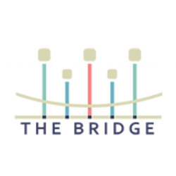 The Bridge   thebridgeco.works   The Bridge 300 718 8 Ave SW Calgary, Alberta   Email   hello@thebridgeco.works   Twitter  @coworkyyc    The only cowork space in Calgary to offer partnered child care services, and use of a full gym for our full time members.