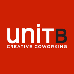 UnitB   unitb.ca   10187 104 St. NW Edmonton, AB T5J 0Z9   Email   getsome@unitb.ca   Twitter   @unitbstudio   Love what you do? Us too. That's what defines the people at UnitB. We're a coworking space that values and supports people pursuing their passions — whatever that looks like.