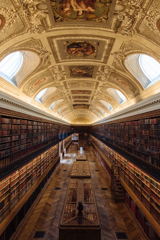 Bibliothèque du Sénat