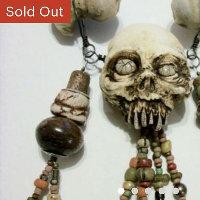 #zombieheadjewelry #voodoojewelry #horrorfashion #horror #jewelry #horrorjewelry #tribaljewelry #skulljewelry #skull #gypsy #whitewitch #creepyjewelry #bonejewelry #bohemian #Zombiehead #darkjewelry #morbidjewelry #weirdjewelry