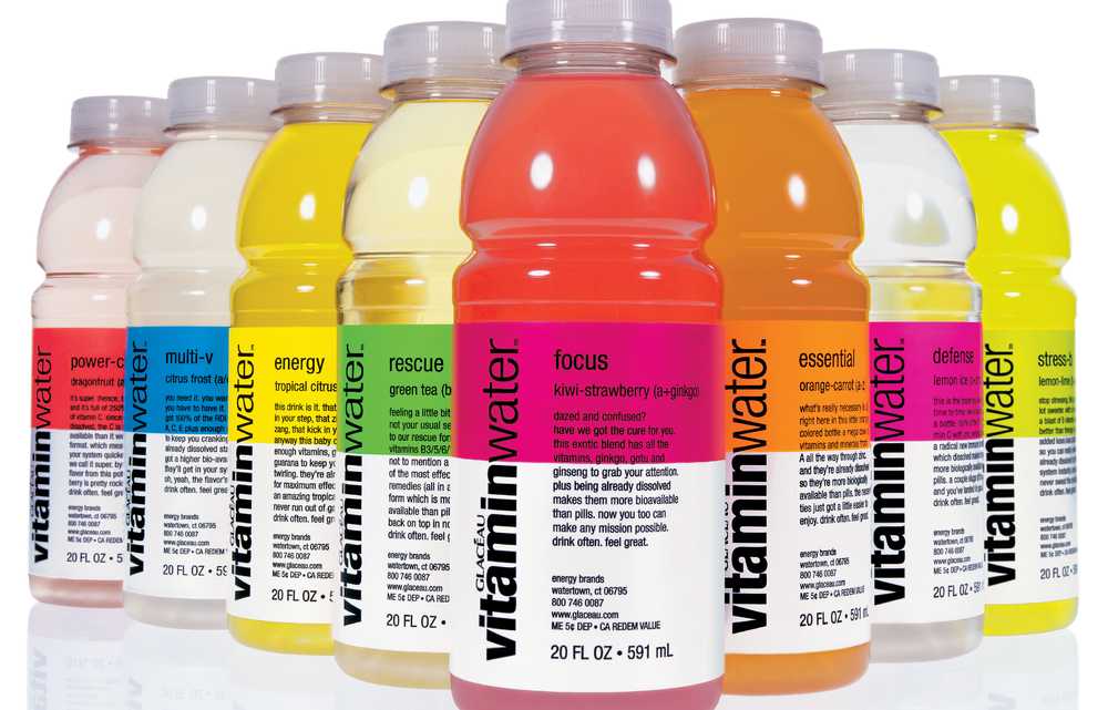 Vitamin Water Smart Water Lloyd Co