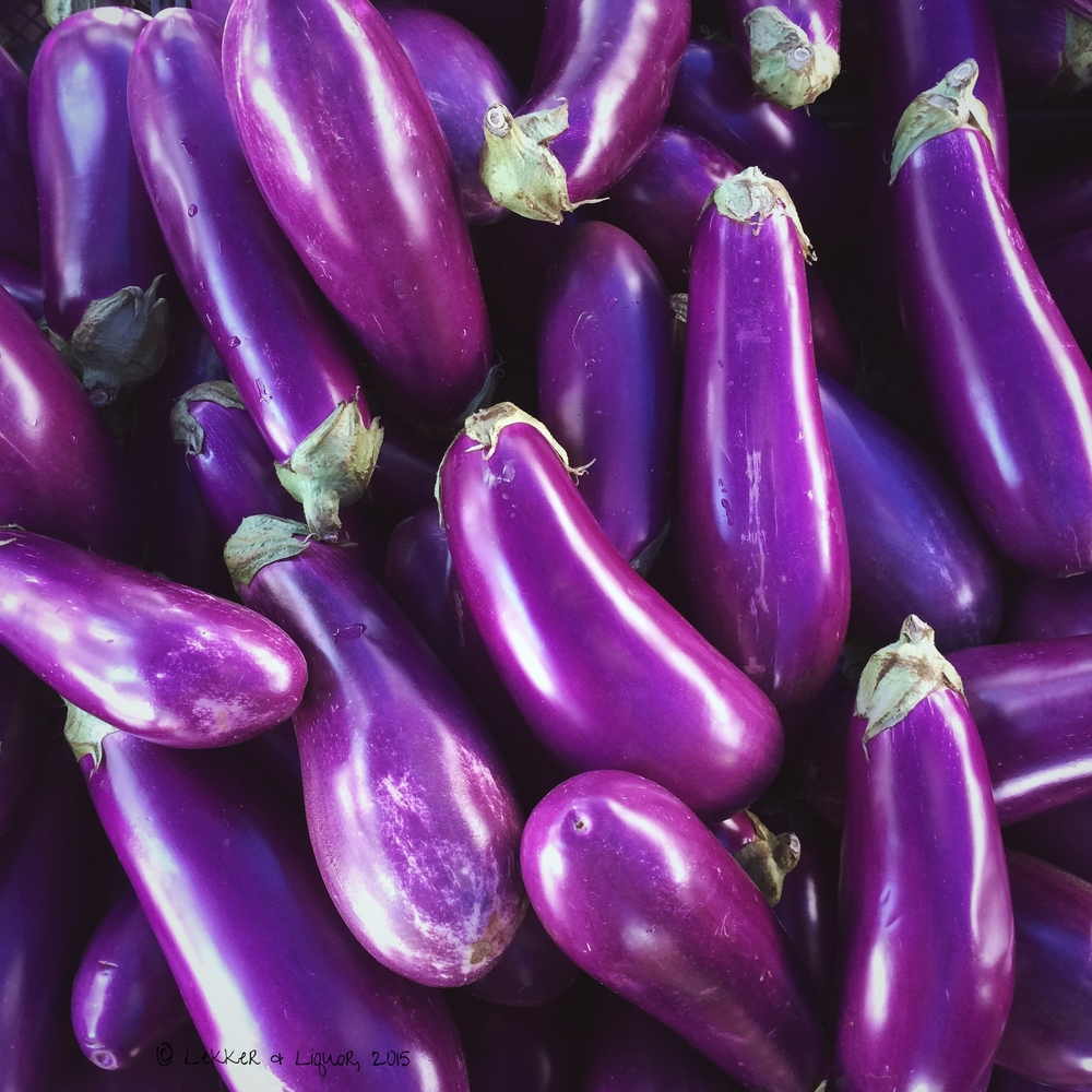 Purple Japanese Eggplant