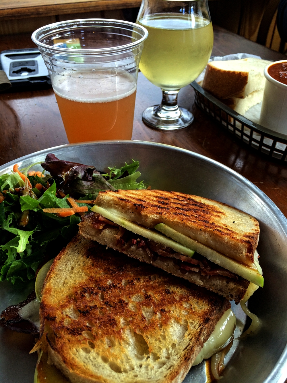 Blood Orange Kombucha | Applecore Panini