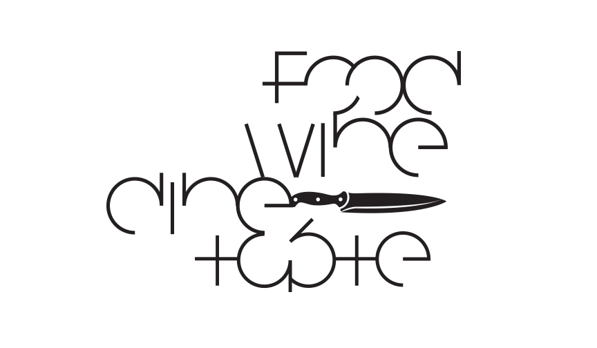 225 Dining Club Typography