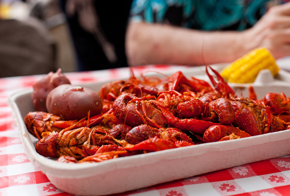 best crawfish in texas