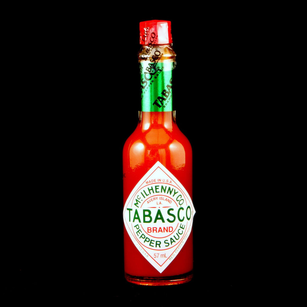 tabasco sauce cajun food texas razzoos