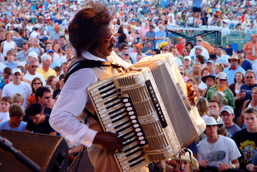 zydeco music