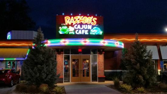 razzoo's cajun cafe restaurant