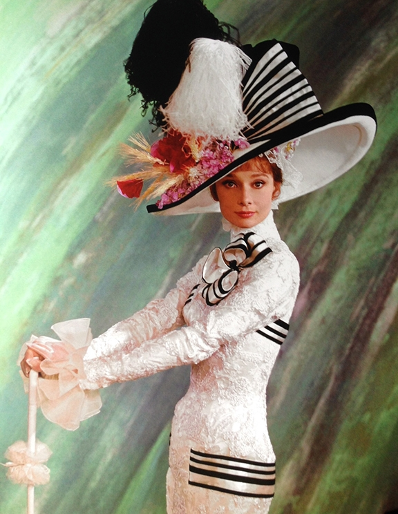 Audrey Hepburn in  My Fair Lady  / Photo by Cecil Beaton