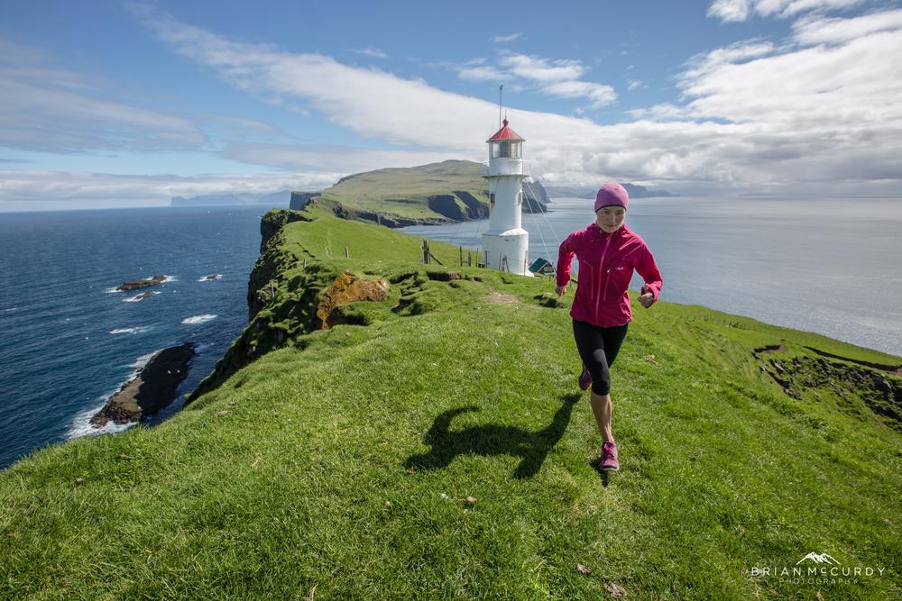 running faroe islands