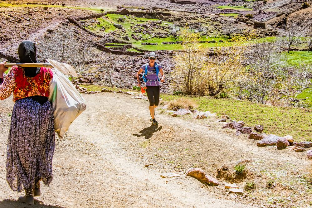 runnin in Africa