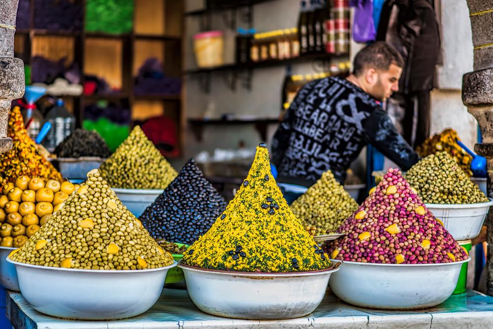 marocco food