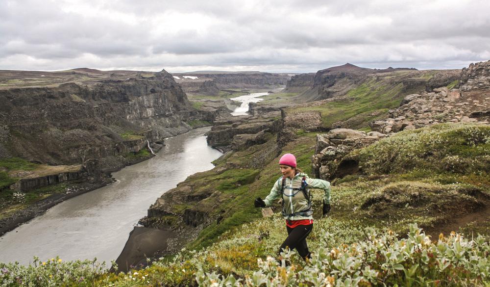 Dettifoss trail run