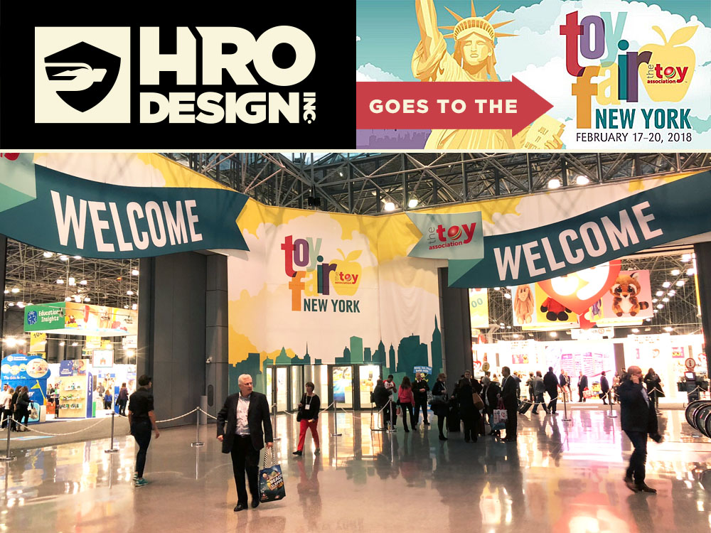 NY Toy Fair 2018 - The big apple! Check out our newest adventure as we ditch the west coast for the east!