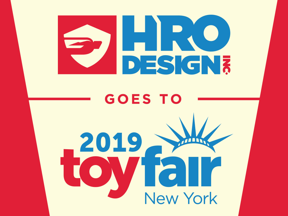 NY Toy Fair 2019 - Check out our adventures in NYC for this years latest and greatest in the toy industry!