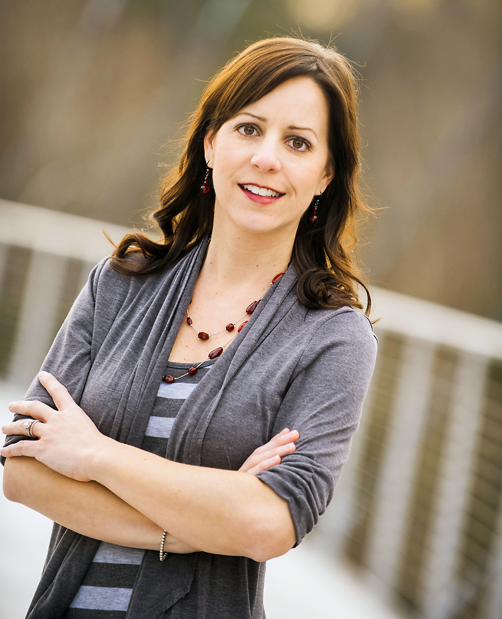 Jennifer Kelly, founder of Upstate Montessori Academy in Greenville, South Carolina.