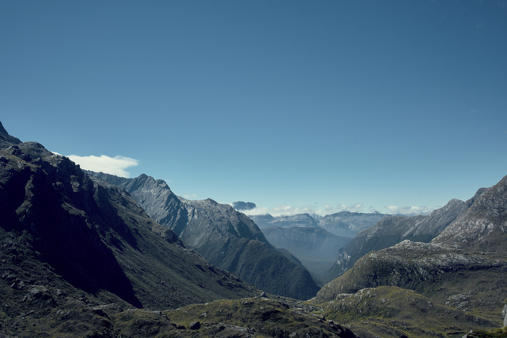 Routeburn, New Zealand