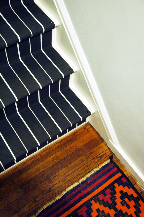DIY Tutorials - Stair Runner