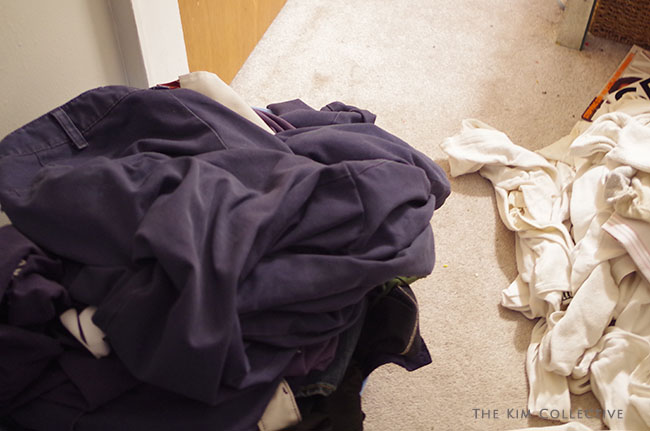 Laundry Postponed