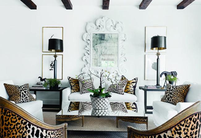 Leopard - Living Room