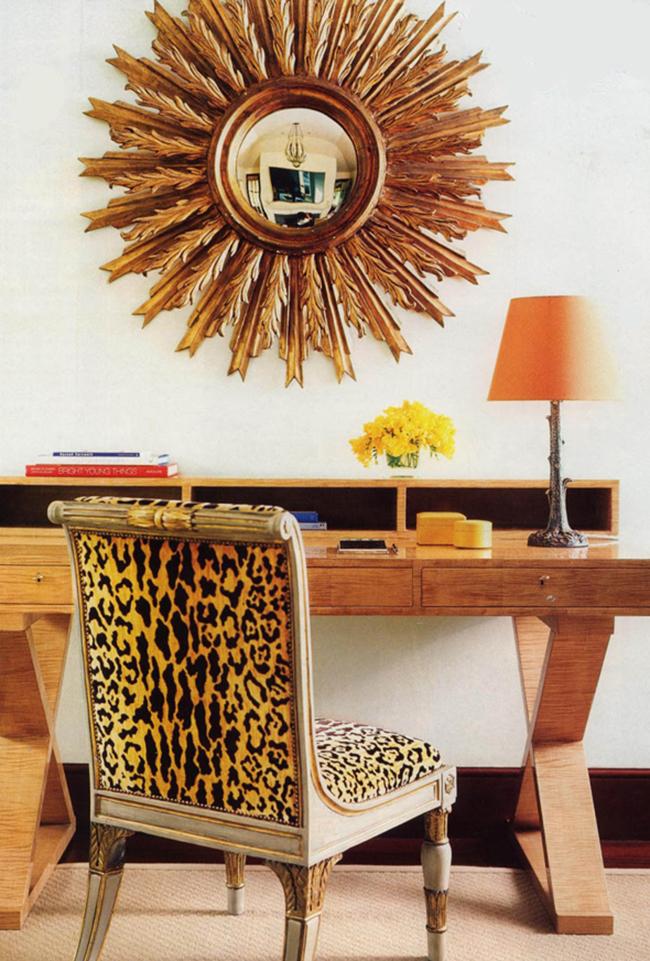 Leopard - Chair