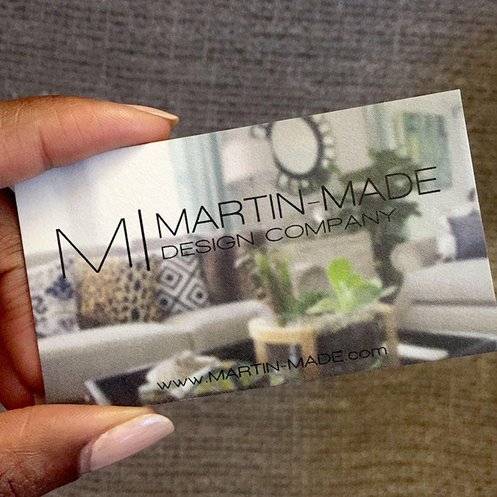 Martin-Made-Business-Card