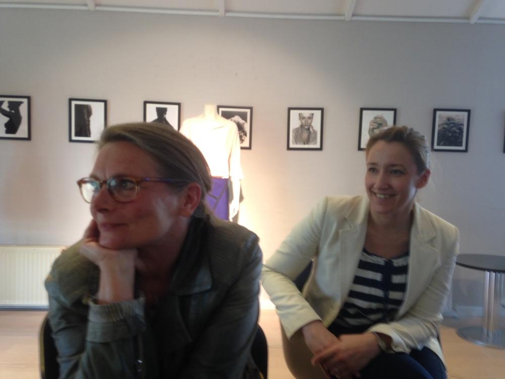Inge Dam & Sanne Nørgaard