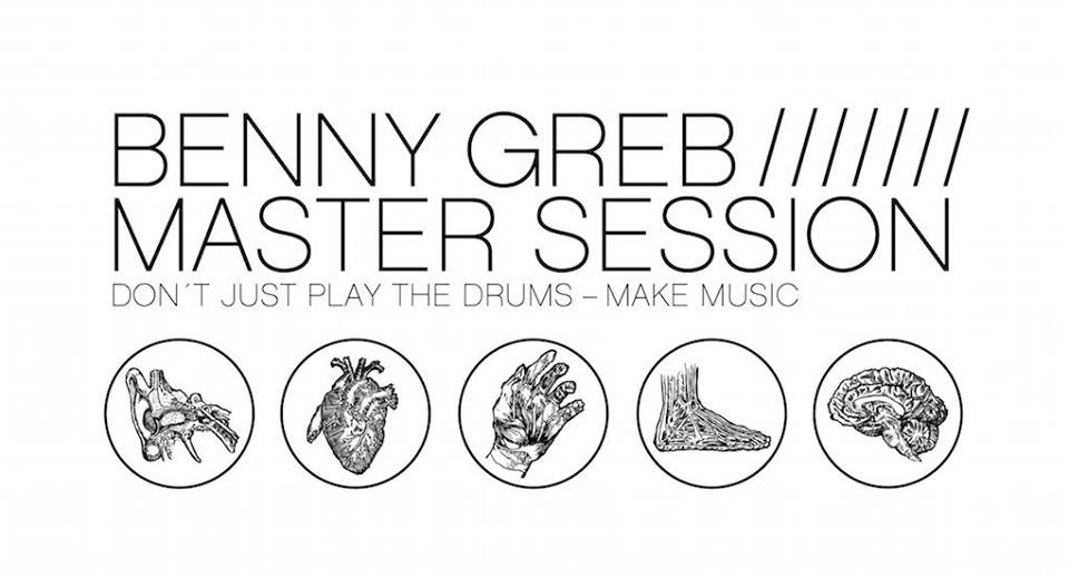 Benny Greb's Allround Drum Camp  2019