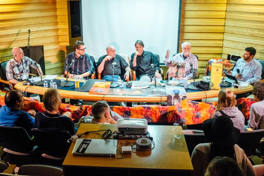 "AIGA Panel  ""The Art of Music: Translating Sound to Sight"" (November 10, 2014)"