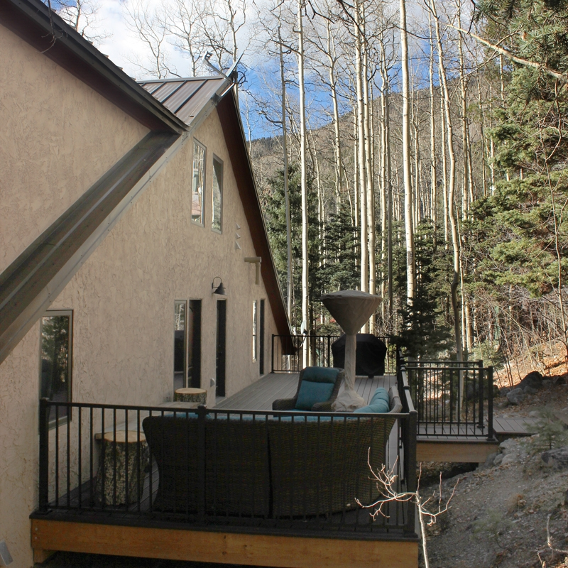 Tembion Chalet Deck Addition -