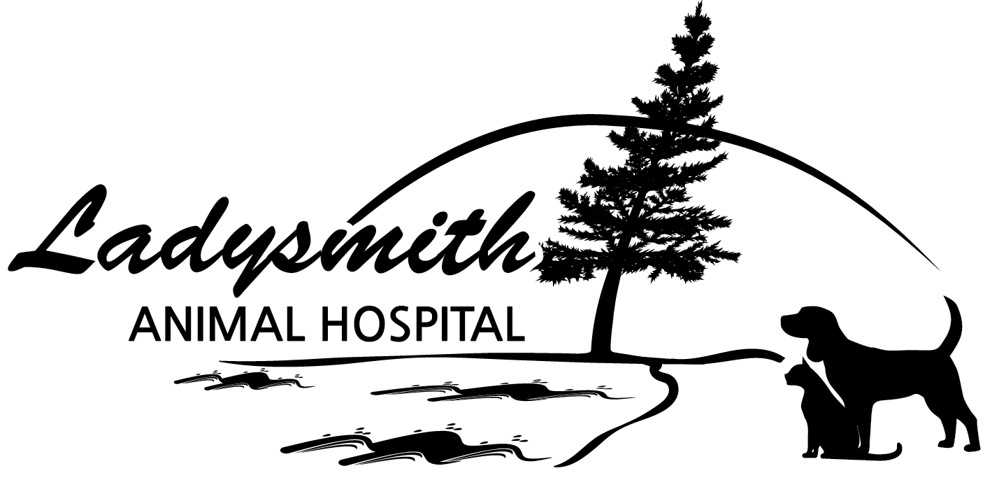 Ladysmith Animal Hospital Logo