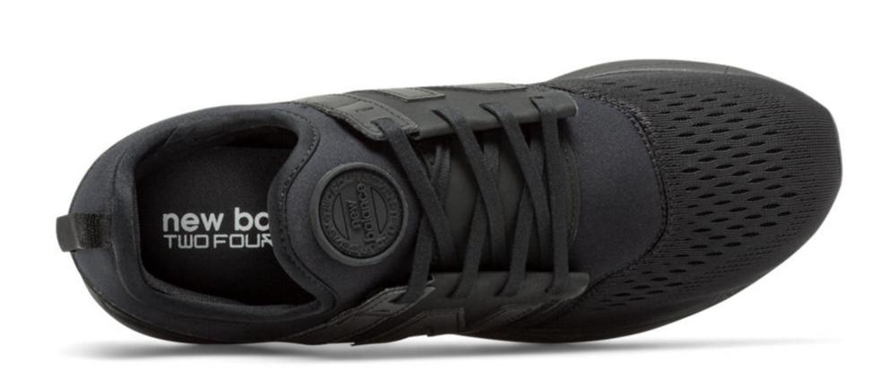 New Balance 247 Sport All Black $90