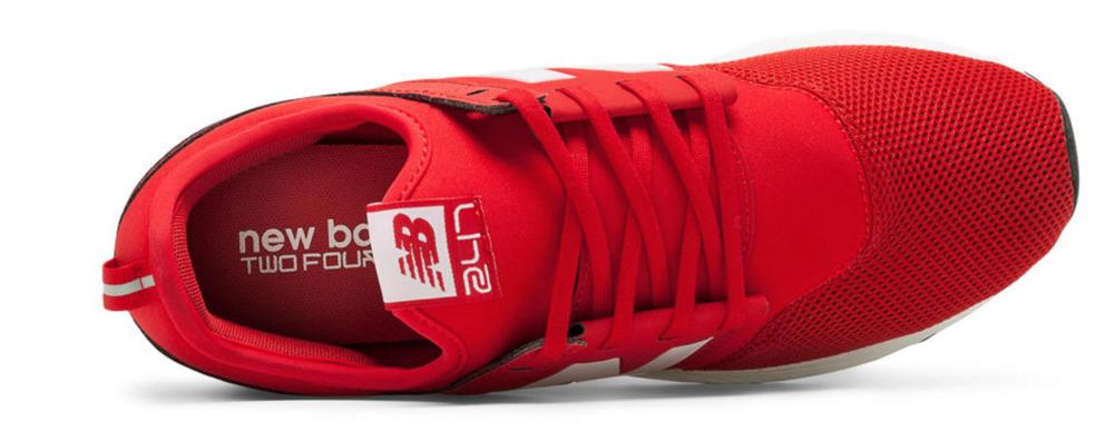 New Balance 247 Classic Red/White  $80