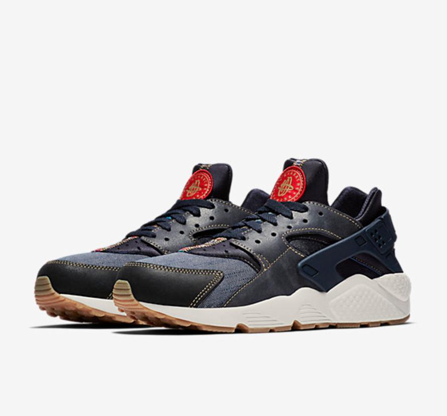 Nike Huarache Run SE Obsidian Denim $120