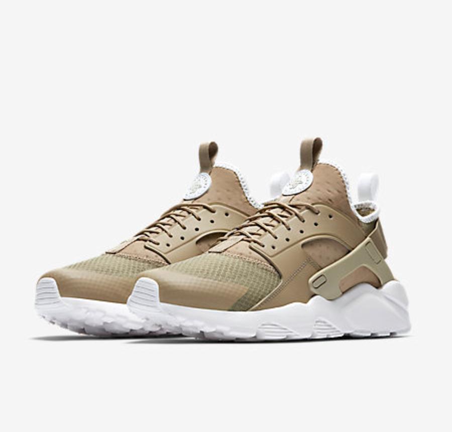 Nike Huarache Ultra Khaki $120