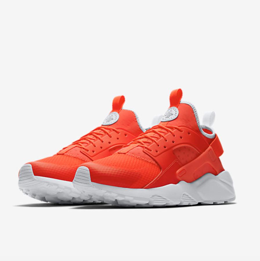 Nike Huarache Run Ultra Bright Crimson $120