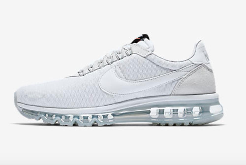 Nike Air Max LD-Zero Pure Platinum $180