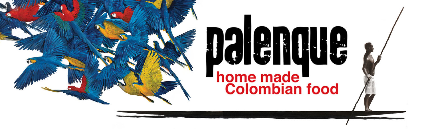Colombian Food - Palenque