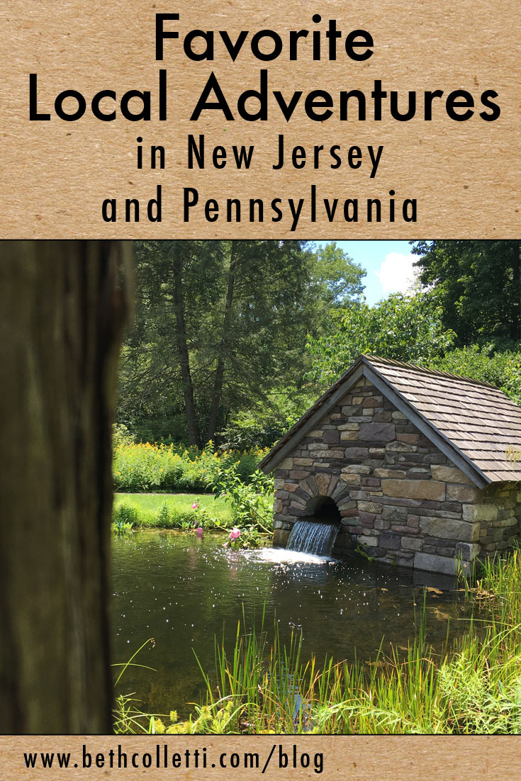 Favorite Local Adventures in New Jersey and Pennsylvania