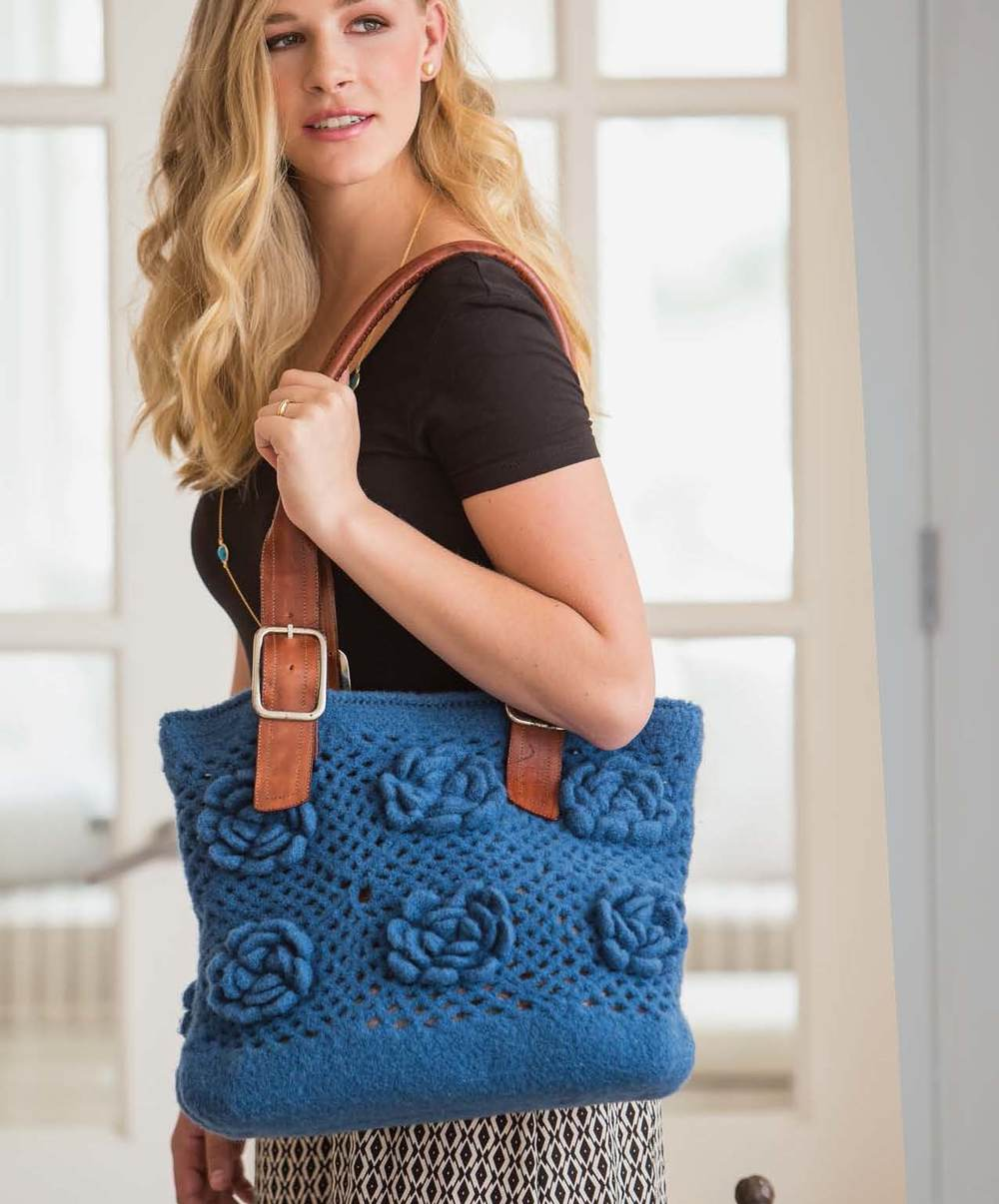Crochet So Lovely -  Felted Flower Bag beauty shot.jpg
