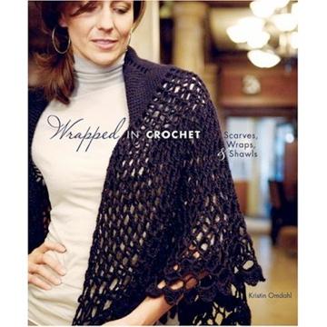 Stella Circular Crochet Shawl Pattern Kristin Omdahl