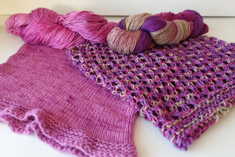 How to Convert a Knit Cowl Pattern from Sport to Worsted Weight Yarn ...